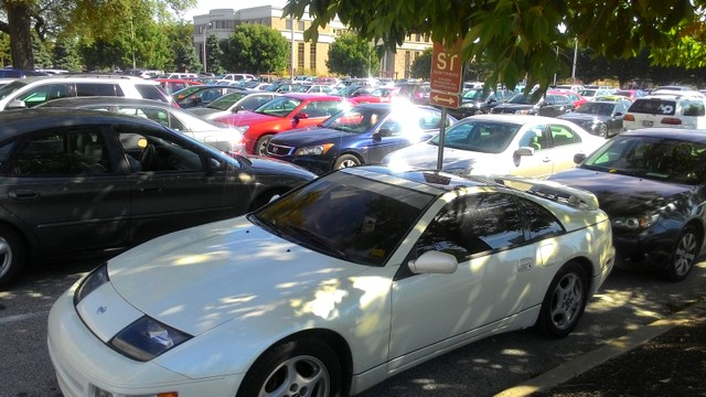full-parking-space