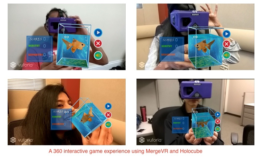 360-interactive-game-experience
