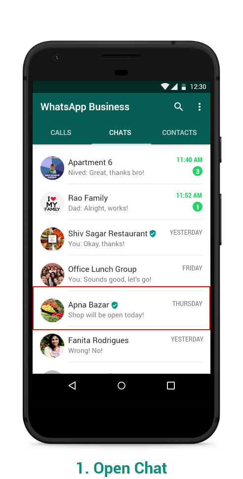 WhatsApp-for-Business Customer