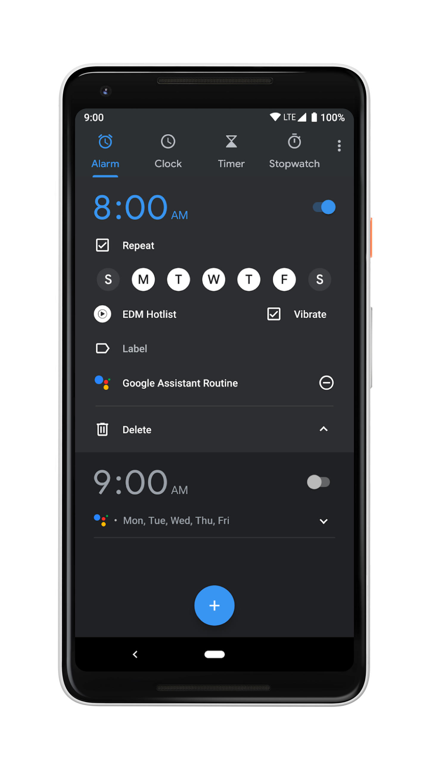 Google-Clock-Alarm-Music-UX